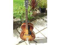 Hofner Senator Guitar