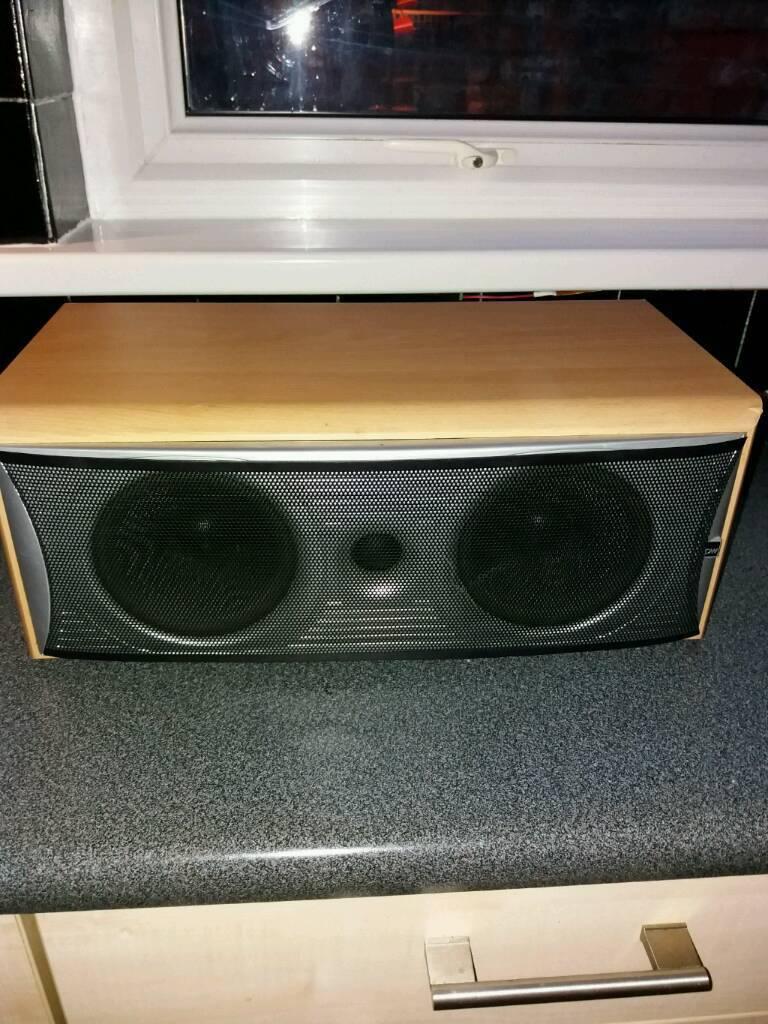 100w twin speaker