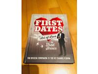 First Dates Book only £1