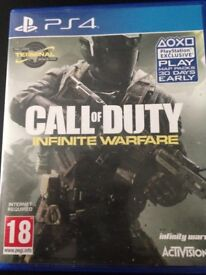 Ps4 call of duty game