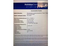 Holiday to Ibiza May 30th From Bristol for Two adults