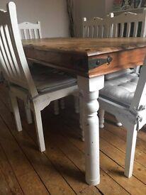 Vintage style dinner furniture for sale