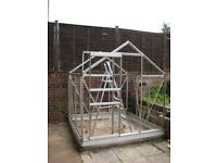 GREENHOUSE (6 x 6 ft) FOR SALE.