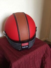 Arrow vintage helmet