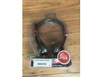 BRAND NEW PS3 GAMING HEADPHONES £5 EACH 3 AVAILABLE