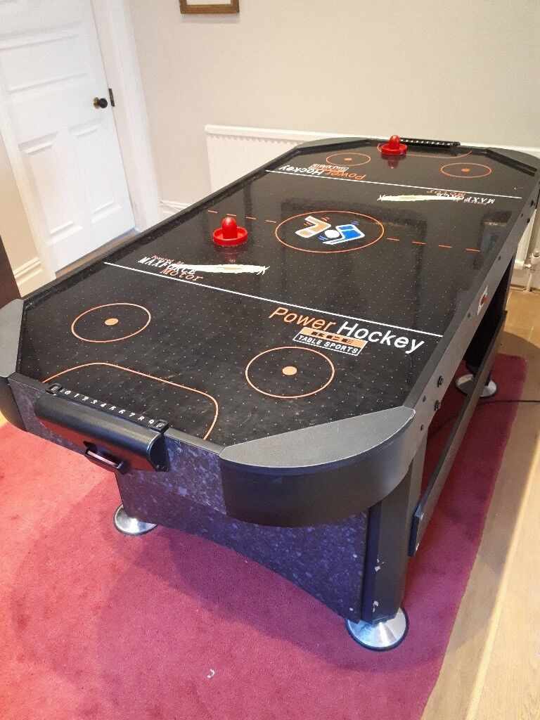 Electric Full Size Air Hockey Table For Sale In Streatham