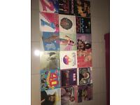 """Collectable 12""""music albums"""