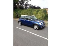 mini cooper 1.6 chilli pack twin sunroofs leather nice car hpi clear