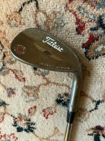 Titleist 56 degree oil can vokey wedge