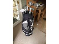 Beginners right handed golf set