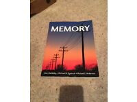 Memory - Psychology University Textbook