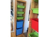 IKEA trofast units