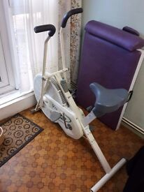 V-fit Exercise Bike for sale. Good Condition.