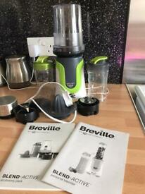 Brevity Blend juicer/smoothie maker