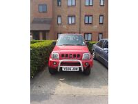 2001 Suzuki Jimny Plus parts Needs repair