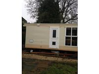 Cosalt Monaco Super 37' x 12' 2 Bedrooms Mobile Home (ideal for Self Build Accommodation)