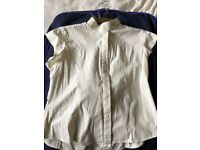 Horse riding show shirt size 12