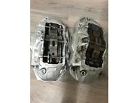 mercedes c63 AMG brake only front