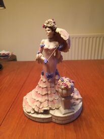 Coalport Mademoiselle Cherie no. 302 Limited Edition of 3000