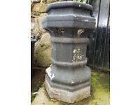 Chimney Pot 600mm (H) x 360mm Outside Diameter