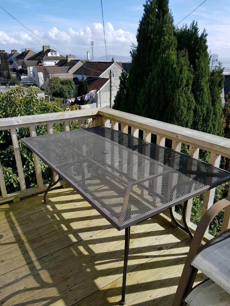 Garden Table In Swansea Gumtree