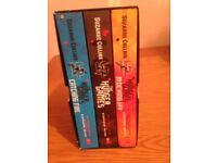 Brand new box set of Hunger Games by Suzzane Collins