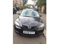 Mazda 3 (4 brand new tyres, driven less than 5 miles)