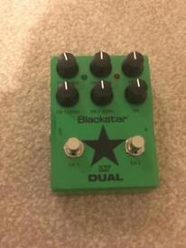 Blackstar LT Dual overdrive/distortion pedal