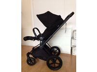 NEW OTHER EX DISPLAY Cybex Priam Puschair Stroller All Terrain with Lux Seat RRP GB £855