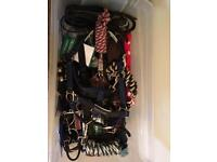 Tack room clear out