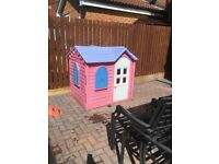 Little tykes Wendy house
