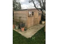 'Beast' shed. Less than a year old. £2k when new VGC
