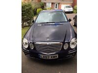 Mercedes Benz E Class E280 Diesel SPORT VERY LOW MILEAGE, GREAT CONDITION, VERY ECONOMICAL