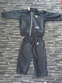 Adidas tracksuit 18 -22 month
