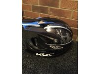 Motor cross helmet size M