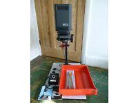 Photographic dark room enlarger & equipment