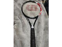 wilson k power hybrid tennis racket