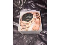 Michael Kors Access Smart Watch Rose Gold