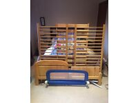 Easy coast cot bed