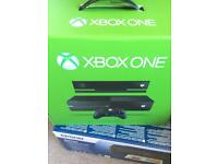 Xbox one plus 10 games