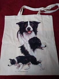 Brand New Border Collie Bag