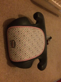 Britax Girls Car Booster Seat
