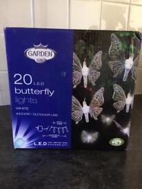 Butterfly Lights- indoor/outdoor