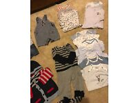 Boys clothing bumper bundle 9-12 months