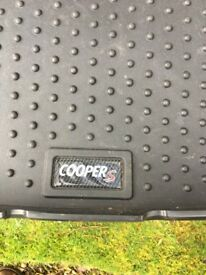 Rubber Boot Mat for Mini Countryman