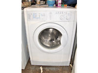 WASHING MACHINE INDESIT 5KG 1300.FREE DELIVERY B,MOUTH AND LYMINGTON AREAS