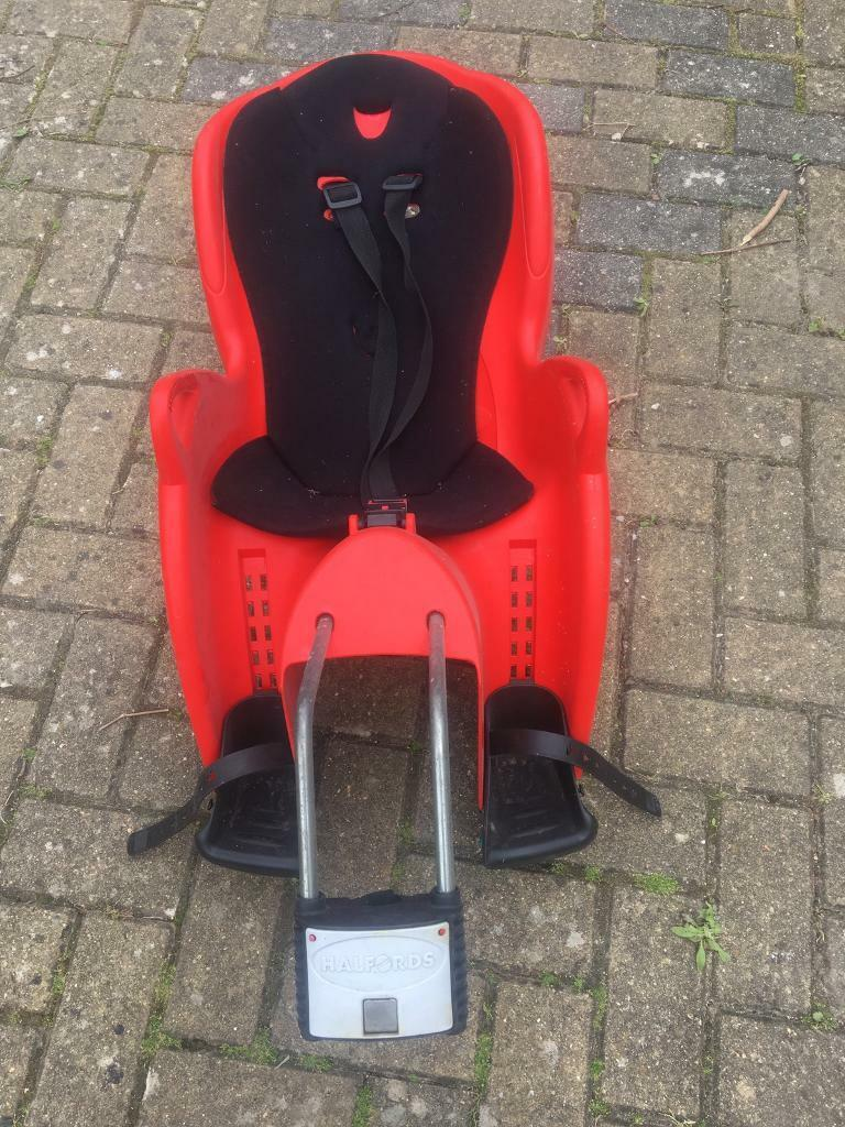Picture of: Halfords Child Bike Seat In Knowle Park Bristol Gumtree