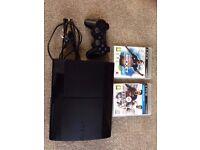 PS3 320gb console