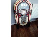 Floor standing jukebox