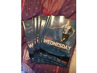 Sheffield Wednesday programmes